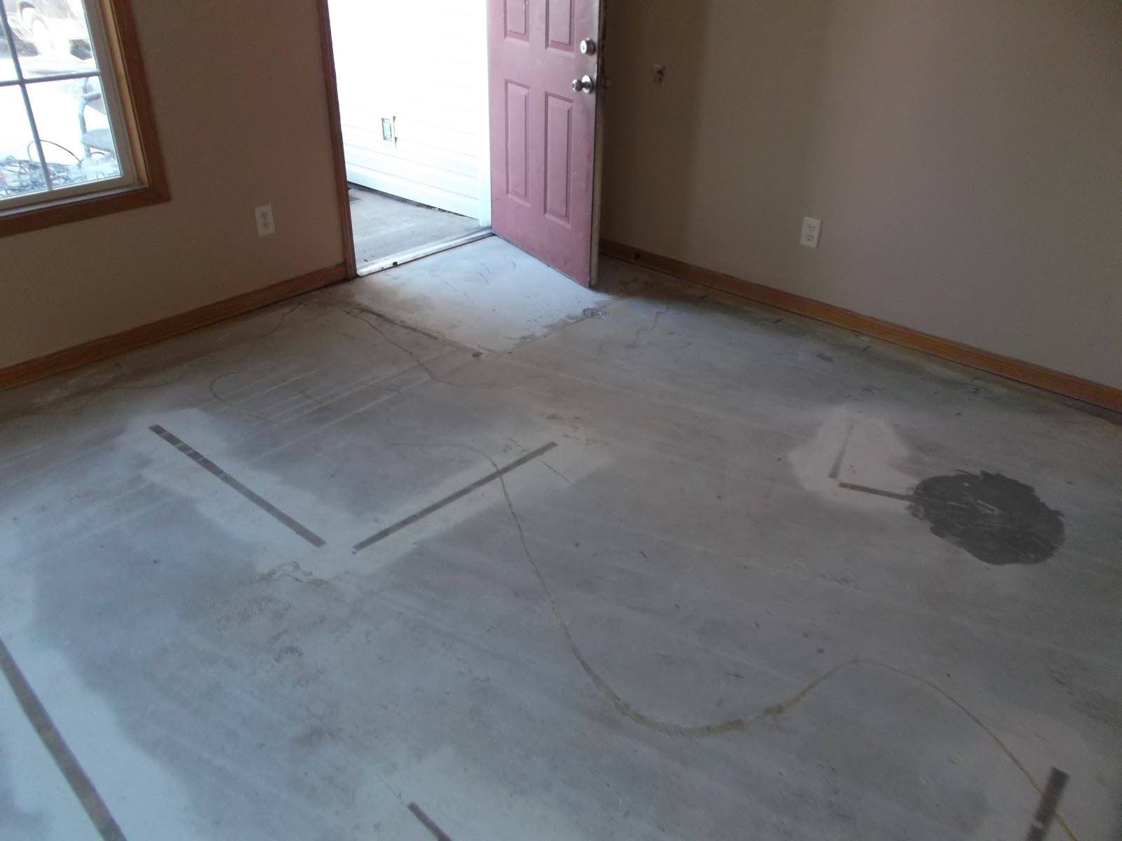 Trafficmaster Allure Vinyl Flooring Installation